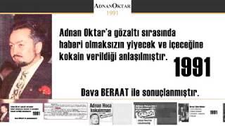 1979'dan 2019'a Adnan Oktar kimdir?