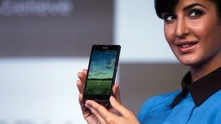 Sony Xperia Z Launch in India for $700 (Rs 38990)