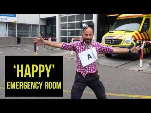 'Happy' spoedeisende hulp. 'Happy' Emergency Room