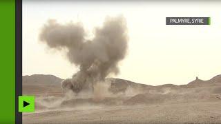 Des sapeurs russes ont désamorcé 3 000 bombes à Palmyre en 12 jours