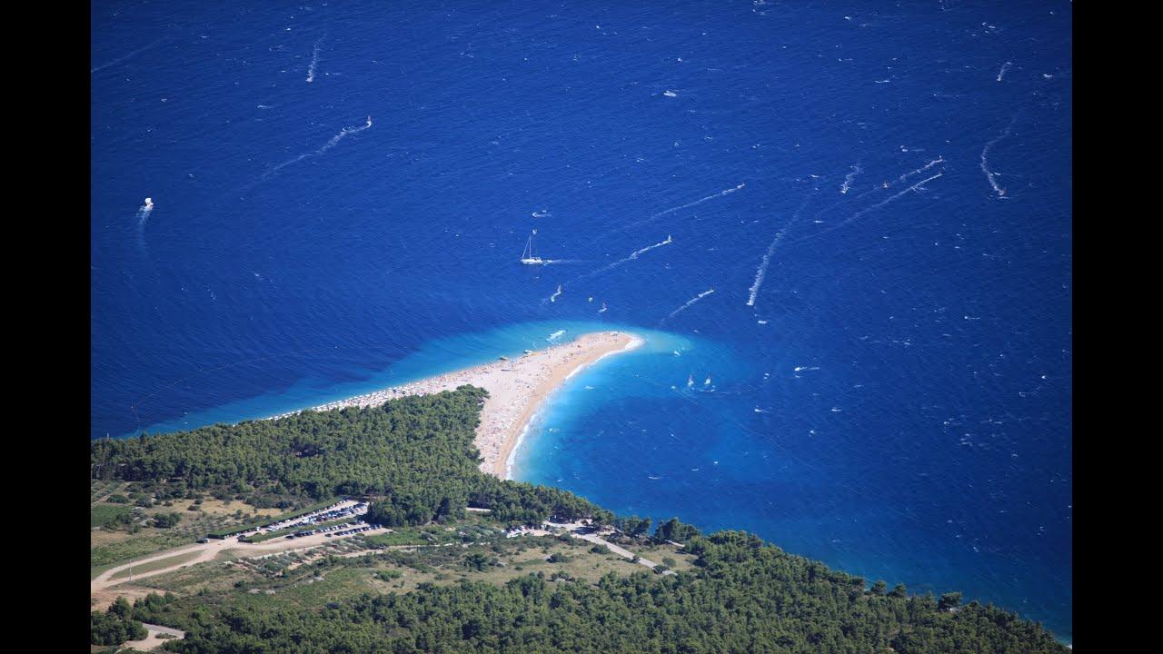 Island Of Brač Croatia Youtube