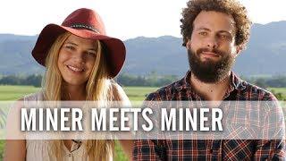 Miner Meets Miner: LA Folk Rockers Visit Napa