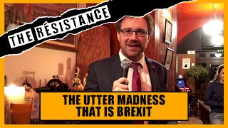 #Brexit In A Nutshell -- with Graham Hughes from #3Blokes In A Pub