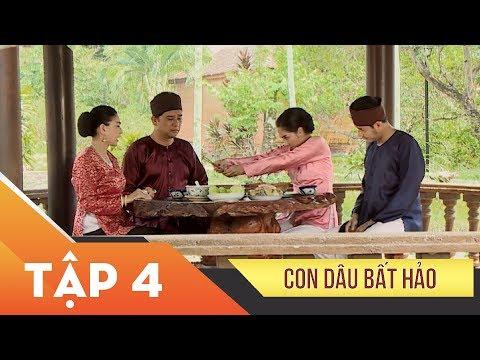 Phim Xin Chào Hạnh Phúc – Con dâu bất hảo tập 4 | Vietcomfilm
