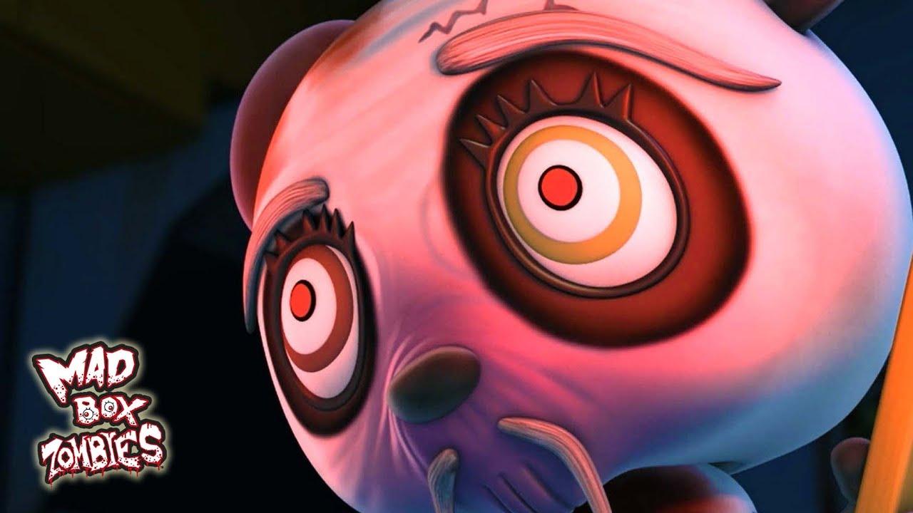 Kartun Lucu Untuk Remaja Pertarungan Zombie Mad Box Zombies YouTube
