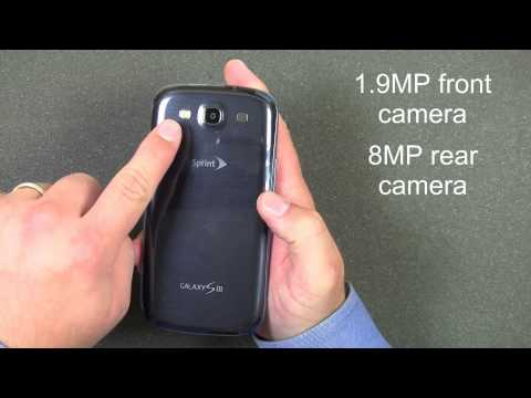 Quick Look Samsung Galaxy S III Smartphone Review For Sprint
