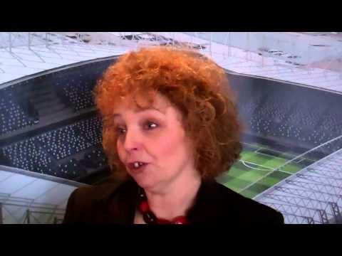 Stadium Redevelopment  - Sports Minister Carál Ni Chuilín