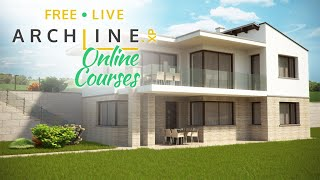 Using Architectural Data in ARCHLine.XP - Intermediate Course 2