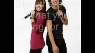 Start the party with lyrics, con letra - Camp Rock