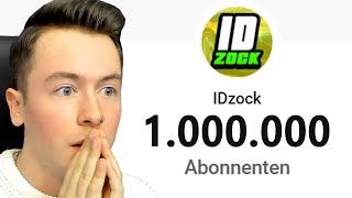 Was mache ich wenn ich 1.000.000 Abonnenten erreiche?😳