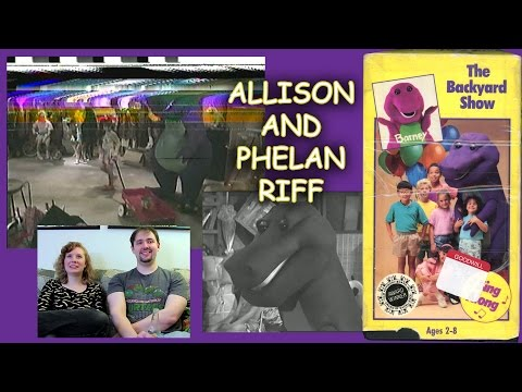 Allison and Phelan Riff: Barney: The Backyard Show (1988)