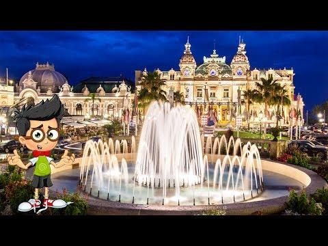 Где находится Монте Карло в какой стране.  Казино Монте - Карло Монако