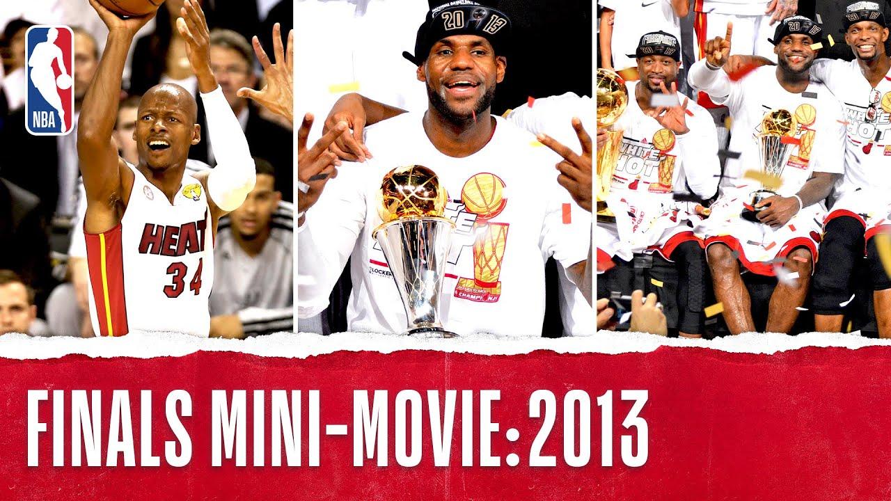 Heat Win INSTANT CLASSIC In 7 Games | 2013 NBA Finals FULL Mini-Movie