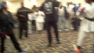 black belt vicious fight