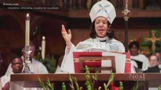 DENVER,COLORADO: First female, black Episcopal bishop in Colorado talks her past and the church'