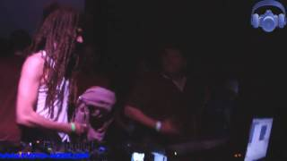 Freq Nasty @ Tear Out Nation 2009 1/3 HD