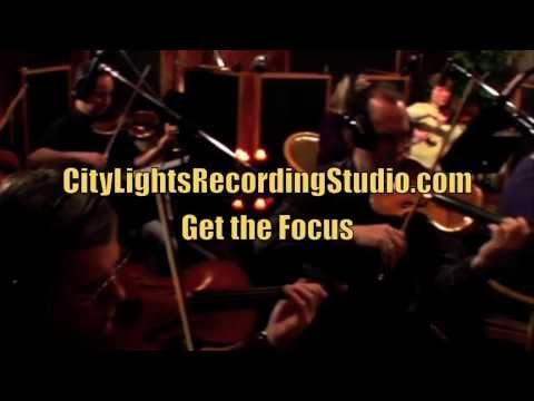 Recording Studio NJ City Lights We Make Music