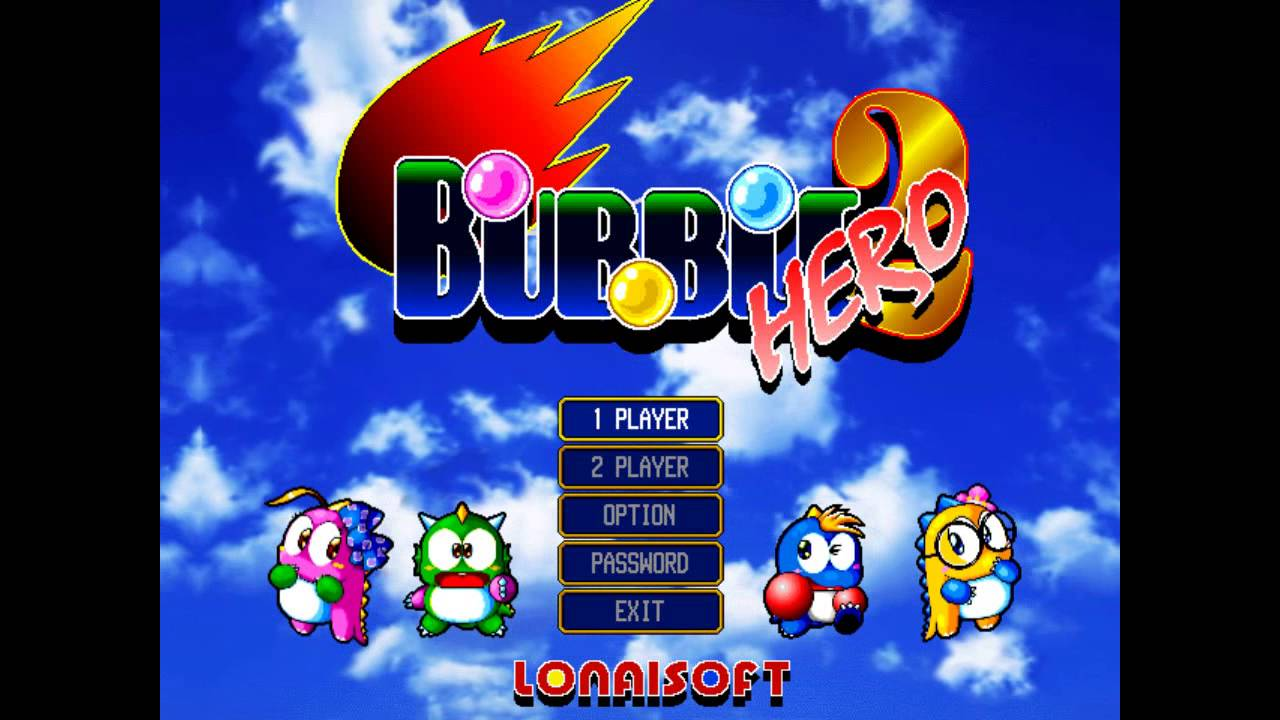 Bubble bobble hero 2 (pc) download.