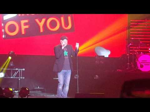 """Grace Got You"" Mercy Me Live at Centennial Hall"