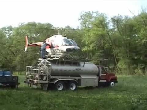 Truck Helipad