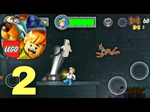 LEGO Scooby Doo Haunted Isle || (Android,ios) Gameplay - Walkthrough