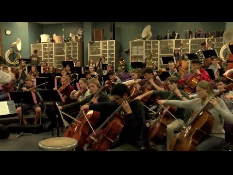 Arts And Education: Missoula Youth Symphony