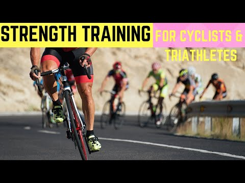 Strength Training for Cycling and Triathlon: The 3 Point Hinge Row