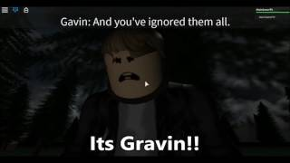 Comment terminer Gavins Story /Normal Elevator/Roblox