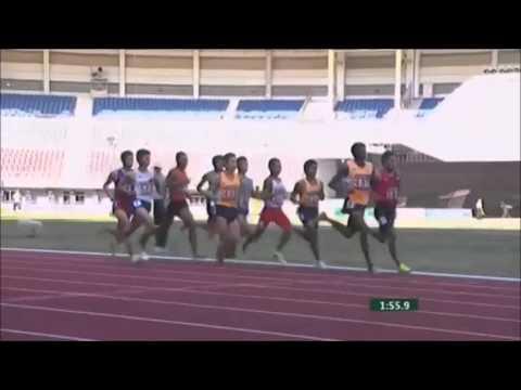 Sea Games 27th 1500m Men Final