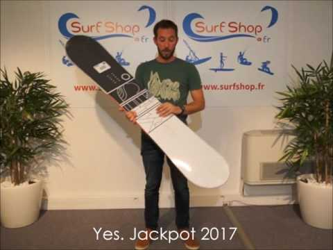 Yes Jackpot 2017 - SURFSHOP.FR