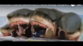 LATEST Horror Movie 2017   New A picnic between the sharks Scary Hollywood Movies Full Length
