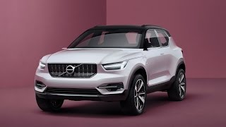 Production Volvo XC40 Rumored to Debut in Shanghai Motor Show 2017