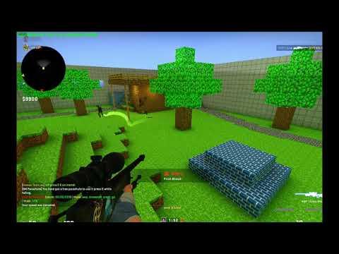 CS:GO NS AWP BHOP Server Highlights
