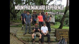 HIKE TO THE FREEZING SUMMIT - How To Climb Mount Kilimanjaro