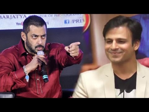Salman Khan's SHOCKING Comment On Vivek Oberoi - Aishwarya Rai Controversy