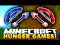"""Minecraft HUNGER GAMES #3 """"BOW BATTLES!"""" w/ PrestonPlayz & Kenny"""