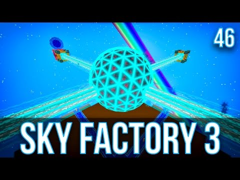 ENERGY STORAGE | SKY FACTORY 3 | EPISODE 46