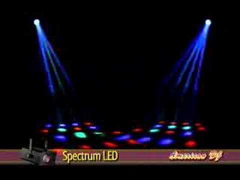 American DJ Spectrum LED