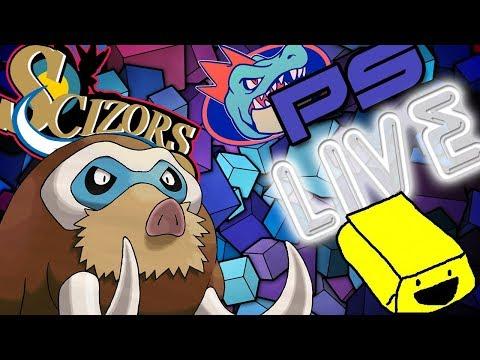 Pokemon Showdown: S8 GBA Theme Teams w/ Chimpact
