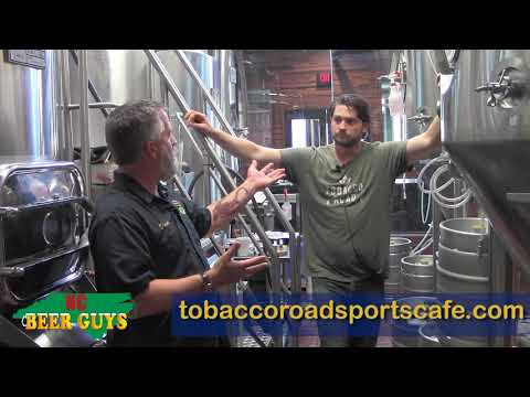 Tobacco Road Sports Cafe and Brewery, Raleigh