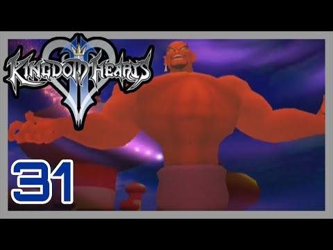 [Let's Play] Kingdom Hearts II #31 - Le retour de Jafar !