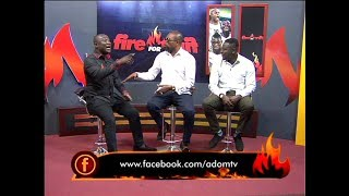 Commentary Position - Fire 4 Fire on Adom TV (9-5-18) thumbnail