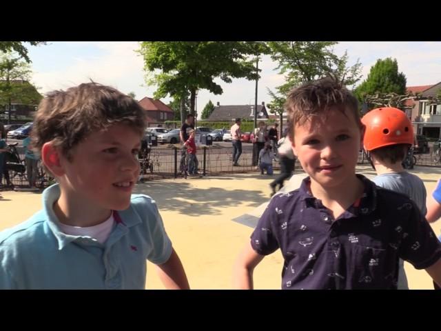 Opening skatebaan Sint Anthonis