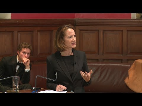 Liberty & Security Debate | Avril Haines | Opposition (4/6)