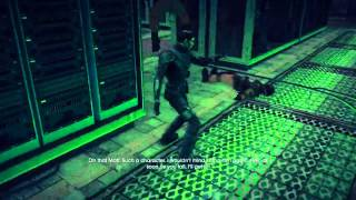 Saints Row IV (Story) - Chapter 10: Mr. X