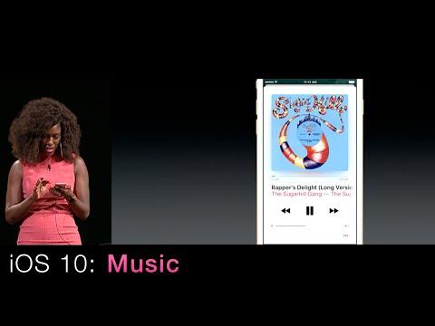 iOS 10: Apple Music New Design & Features