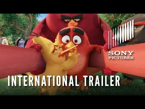 THE ANGRY BIRDS MOVIE - Official International Trailer (HD)