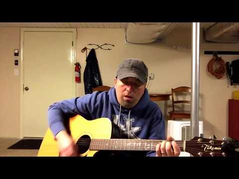 3 Doors Down - Here Without You (Acoustic Cover) - Steve Brown