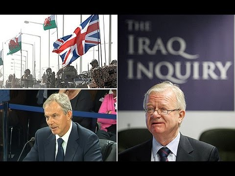 Blair's testimony at Chilcot Inquiry: Five key moments