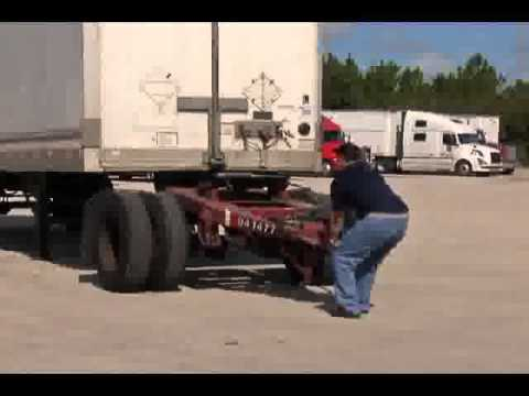 hooking up double trailers The pp-7 ™ trailer supply valve provides in cab control for the tractor protection system and functions in conjunction with double check valve.